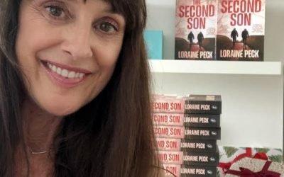 It's publishing day! The Second Son is out