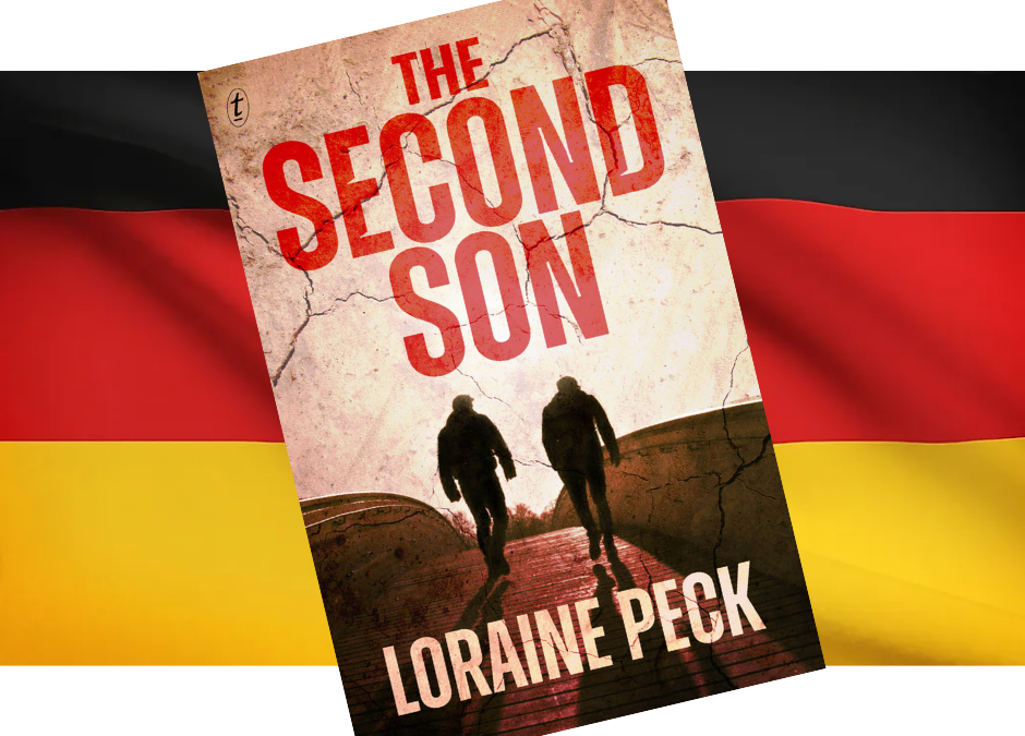 The Second Son to be published in Germany