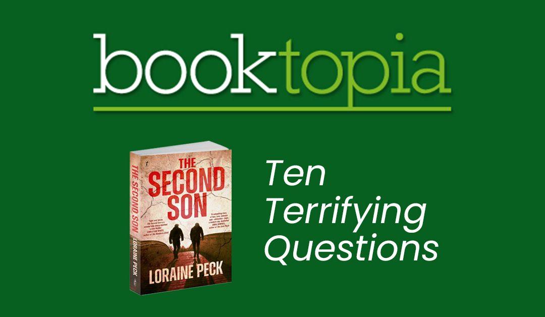 Booktopia's Ten Terrifying Questions