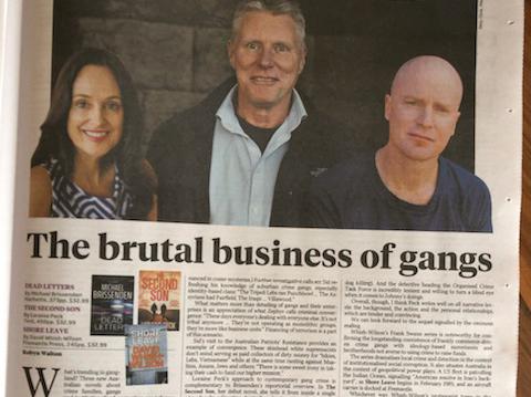 Review in The Weekend Australian